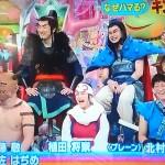 アメトーーク!キングダム芸人の吉村の王騎と可愛すぎる小島瑠璃子のコスプレwキングダムの内容とは?