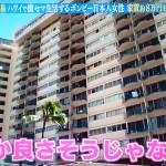 幸せボンビーガール森泉の100均生活inHawaii[(ハワイ)家賃8万円を激安リフォーム!【画像】