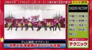 ホンキーダンス静岡