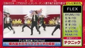 ホンキーダンス広島
